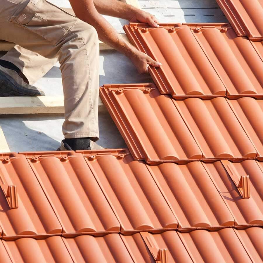 Concept Charpente Couverture Marseille Charpentier couvreur toit maison à ossature bois tuile mécanique